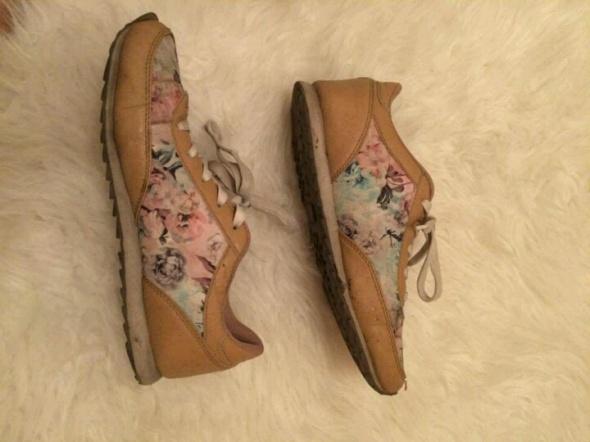 house kwieciste floral adidasy trampki buty sportowe w kwiaty w...
