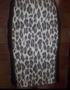 Nowa spódnica w pepitkę z metką l xl