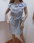 Nowa sukienka hiszpanka S