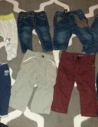 Spodnie dresy jeansy...