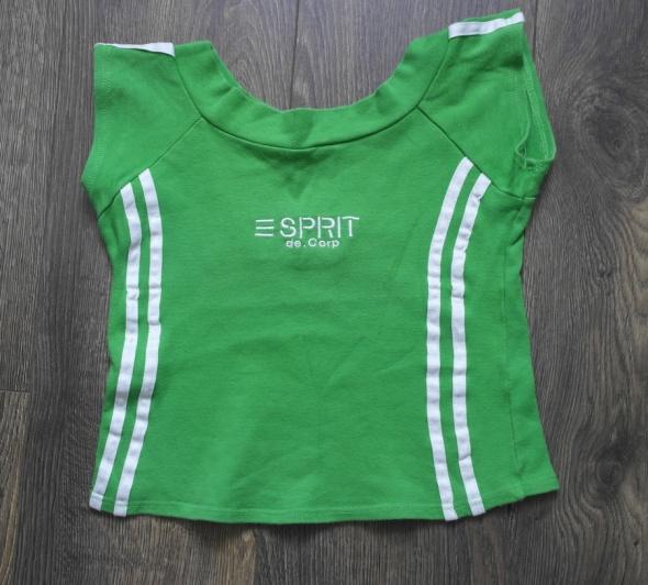 SPRIT bluzeczka śliczna zielona 146