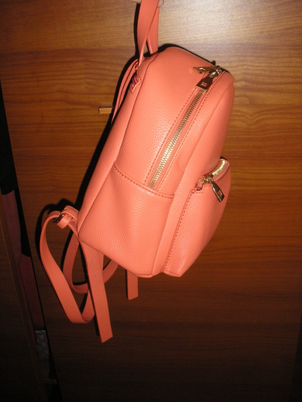 Plecak orange