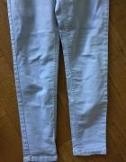 Jasne jeansy wysoki stan RESERVED rozm 40...