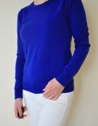 Kobaltowy sweter Atmosphere...