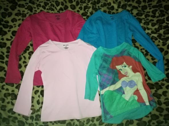 Bluzki dla dziewczynki...