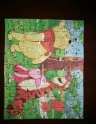 Puzzle 3D Kubusia Puchatka...