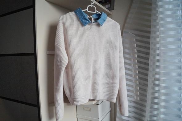 Sweterek z kołnierzykiem Atmosphere M...