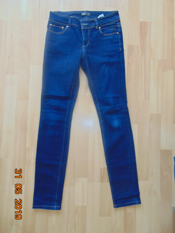 Spodnie Spodnie jeansowe
