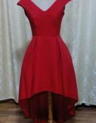 Czerwona Suknia...