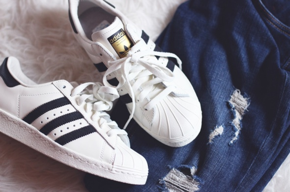 Sportowe Adidas Superstar