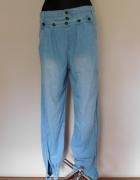 Blanco Jeans spodnie luźne 40 42...