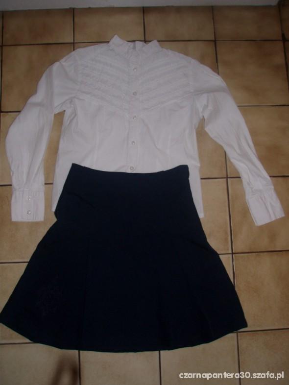 Komplet na zakończenie szkoly bluzka i spódniczka...