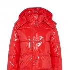 Luksusowa kurtka zimowa NOISY MAY jak nowa S