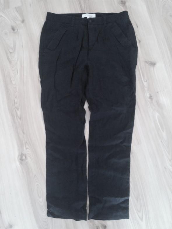 Reserved Spodnie cienkie len lato 36 38...
