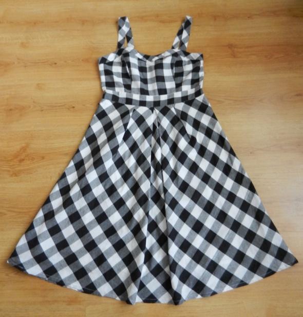 Sukienka kratka bawełna F&F 42 XL