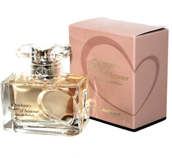 Perfumy Yves Rocher Quelques Notes d Amour EDP