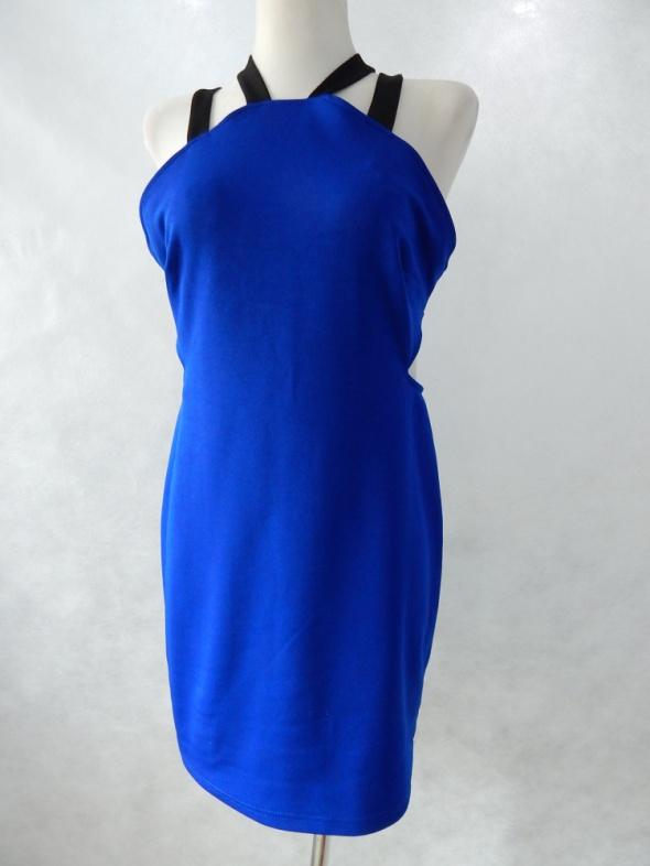 Atmosphere NOWA KOBALT sukienka 42 XL...