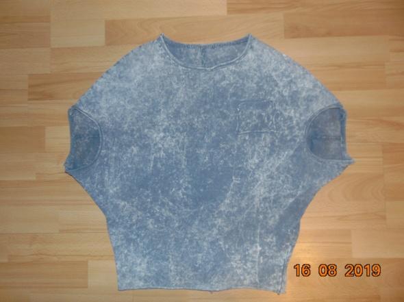 ala jeans marmurkowy