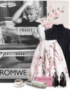 Uosobienie wiosny przepiękna spódnica NOWA tanio...