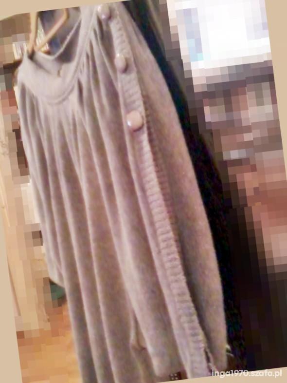 Sukienka tunika nietoperz kimono