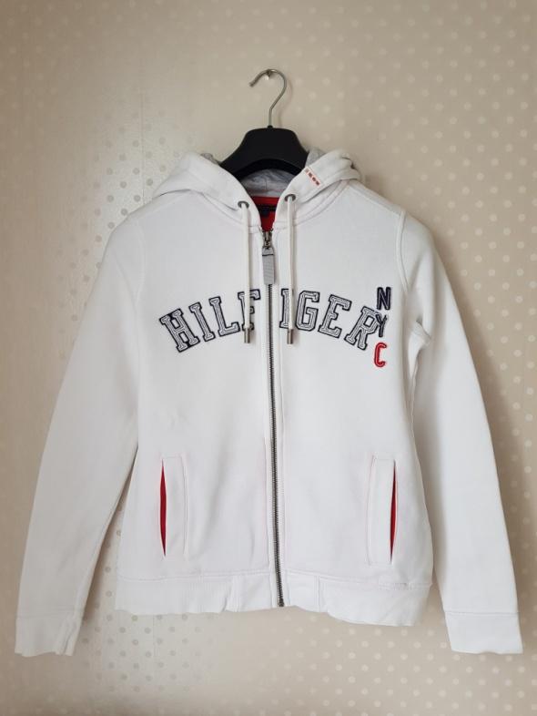 Tommy Hilfiger biała bluza