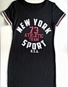 Sportowa dresowa sukienka S M L...