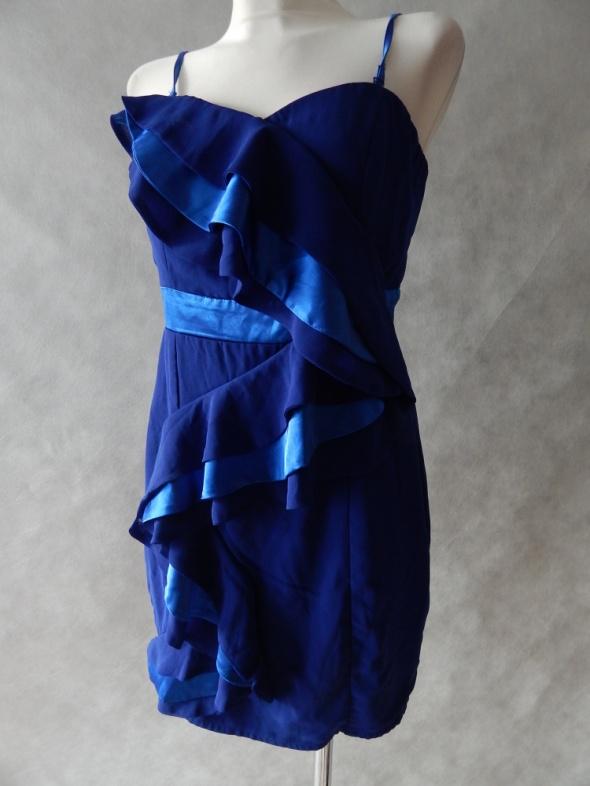 Little CHABROWA sukienka jak NOWA ZIP 38 M