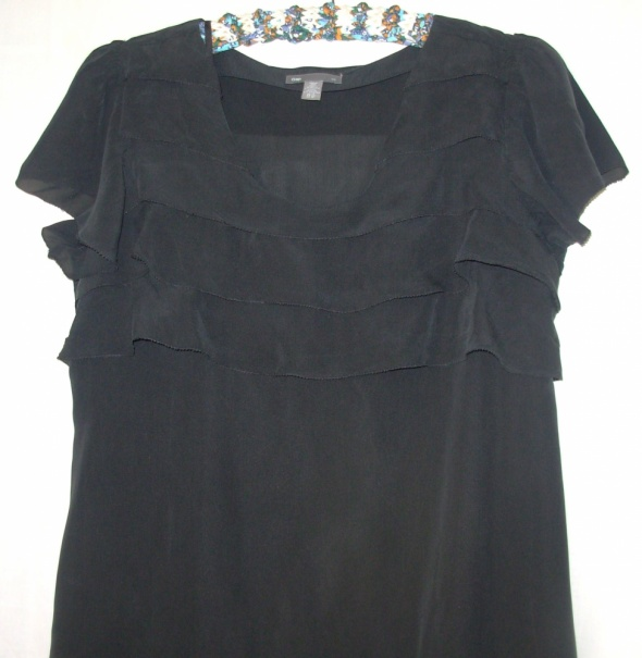 Jedwabna sukienka GAP 40...