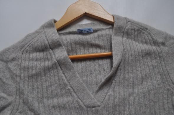 Malo szary włoski sweter kaszmir XS S...