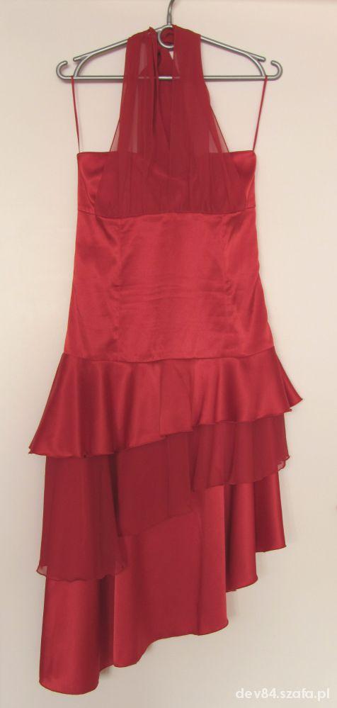 elegancka sukienka na wesele rozmiar 36