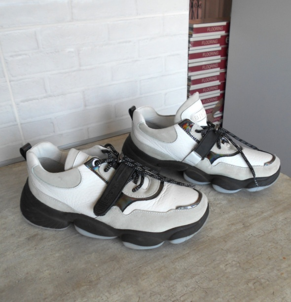 Bronx adidasy sneakers buty 39 sportowe platformy