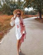 Sukienka asymetryczna Biznes Lady...