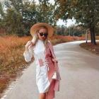 Sukienka asymetryczna Biznes Lady
