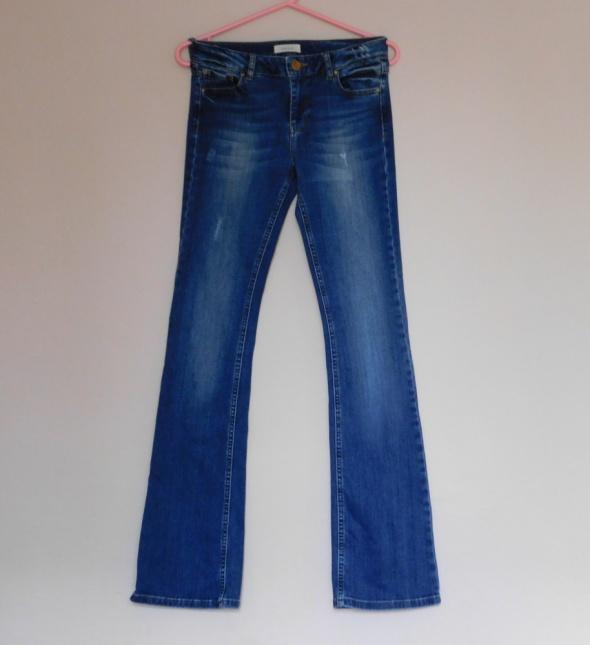 River Island spodnie jeans dzowny 36 38...