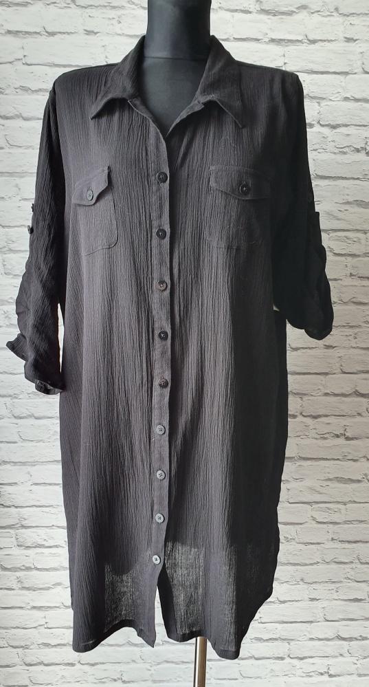 Koszulowa sukienka Tropical Escape 2 XL...