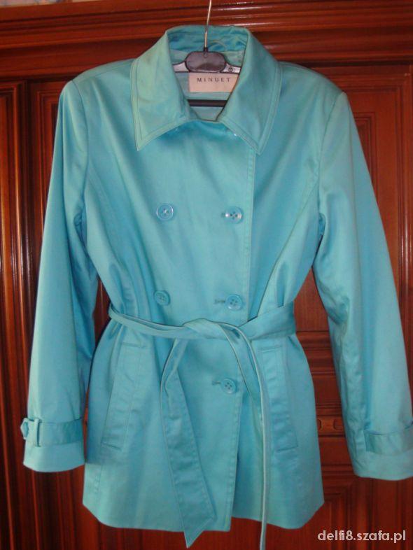 Odzież wierzchnia kurtka trencz super
