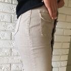 Spódniczka z guzikami elastyczna