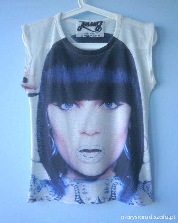 Jessie J koszulka Atmosphere