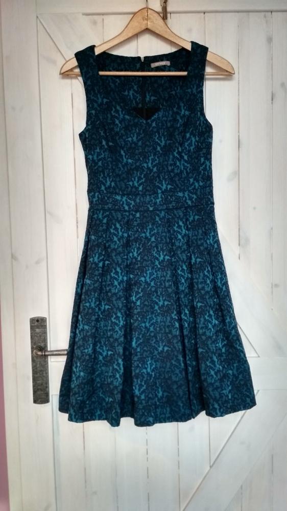Sukienka Orsay żakardowa...