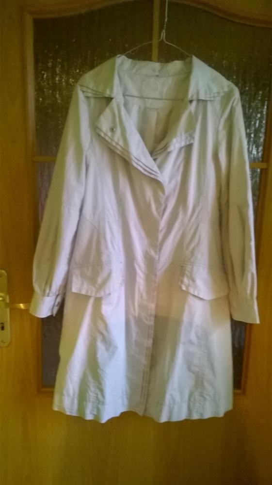 Oryginalny płaszcz płaszczyk trencz Hexeline 38 36