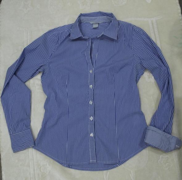 HM wizytowa bluzka w paski 36
