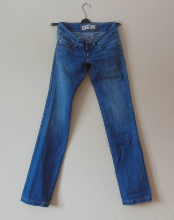 Sicko spodnie jeans proste 36
