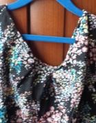 sukienka w kwiaty Warehouse...