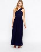 TFNC London Asos maxi sukienka elegancka S...