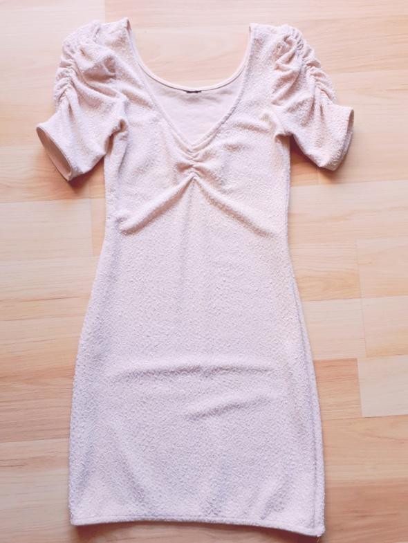 Błyszcząca sukienka H&M
