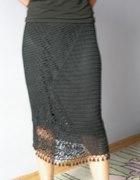 spódnica ażurowa...