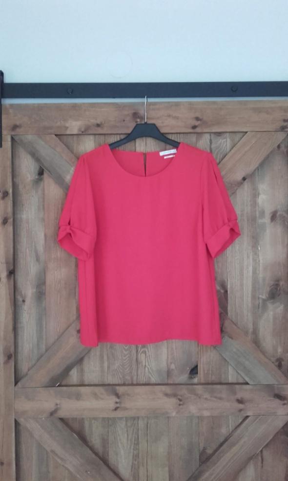 Czerwona bluzka koszulowa reserved rozmiar 44...
