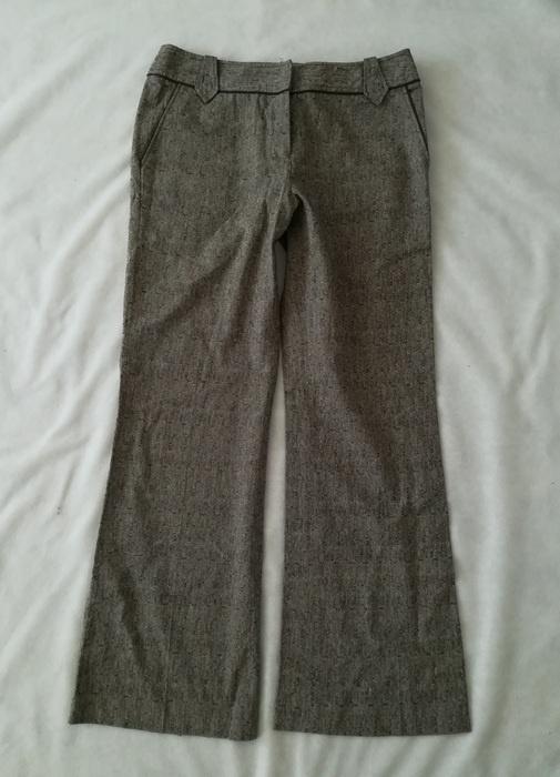 George spodnie melanż szerokie nogawki L...