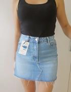 Sinsay Spódnica damska jeansowa nowa 38 M...