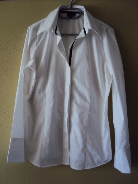 elegancka biurowa koszula...